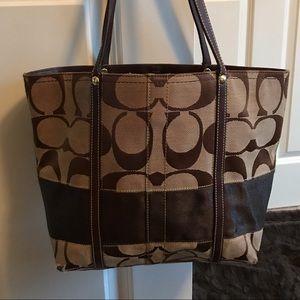Authentic Classic Coach Bag